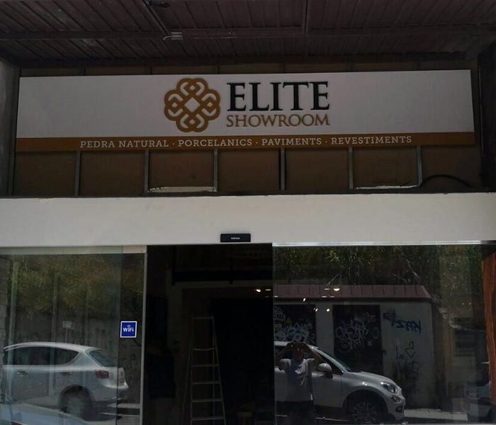Elite-showroom