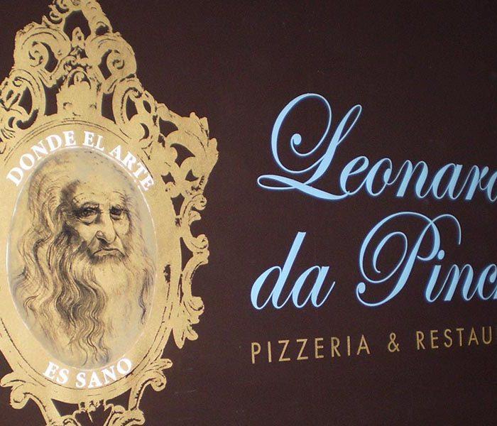 Leonardo-da-pincho
