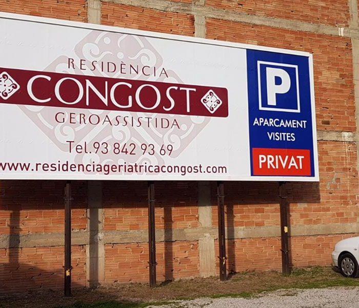 Rotulacion-vallas-publicitarias-residencia-congost