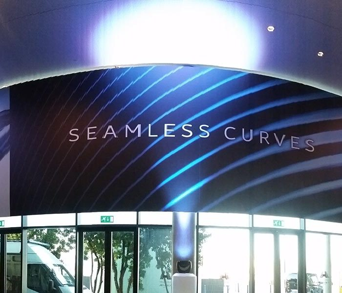 Seamless-curves
