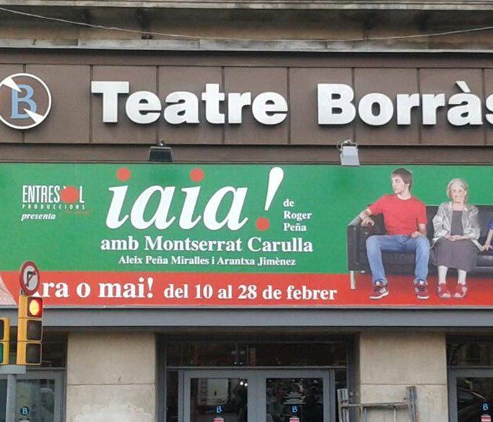 Teatre-borras